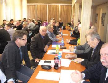 Walne zgromadzenie sprawozdawcze Koła Nr 64 POLSKIEGO ZWIĄZKU WĘDKARSKIEGO